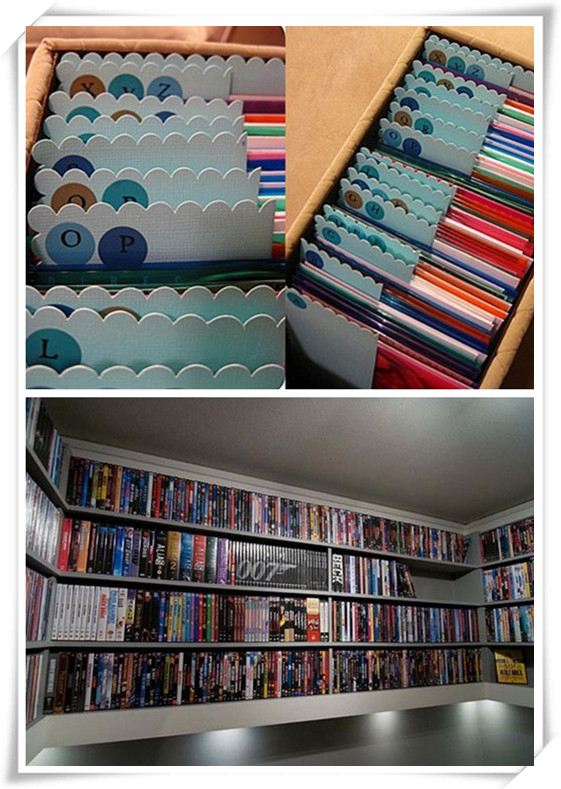 Best Dvd Storage Ideas To Store Thousands Of Dvds In Small Medium