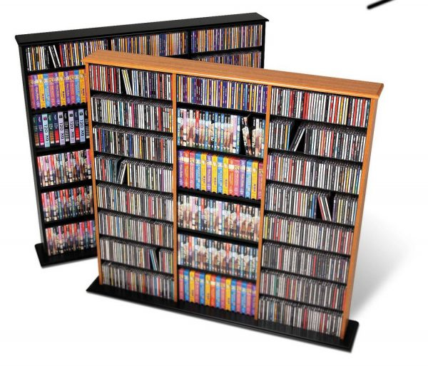Best Furniture Fabulous And Stylish Dvd Storage With Black Medium