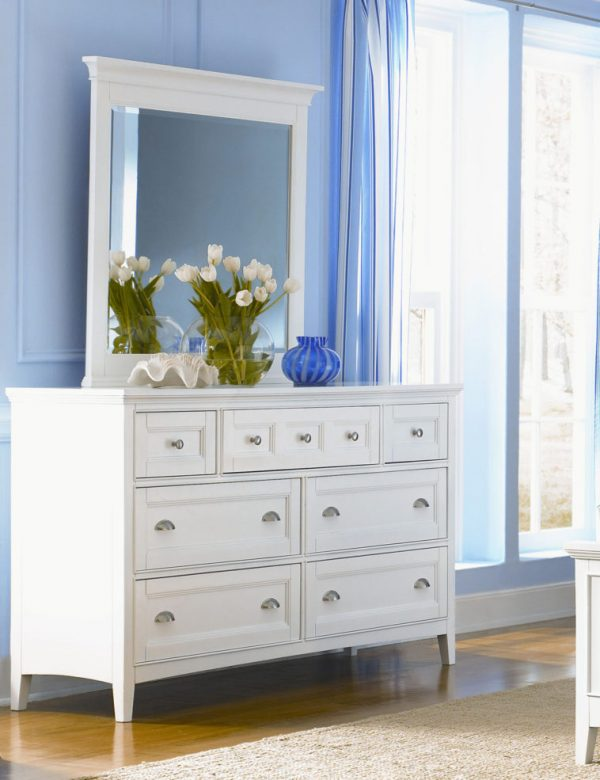 best furniture white wooden small dresser with mirror and medium
