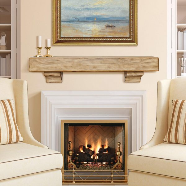 Best Gas Fireplace Mantel Surroundsfireplace Designs Medium