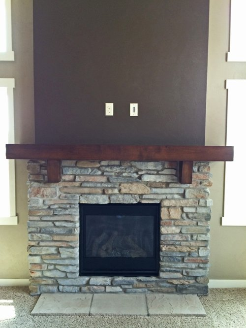 Best Gas Fireplace Mantelhouzz Medium