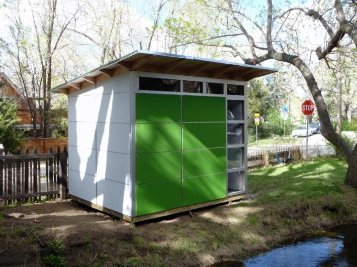 best jetson green prefab studio sheds flourish in boulder