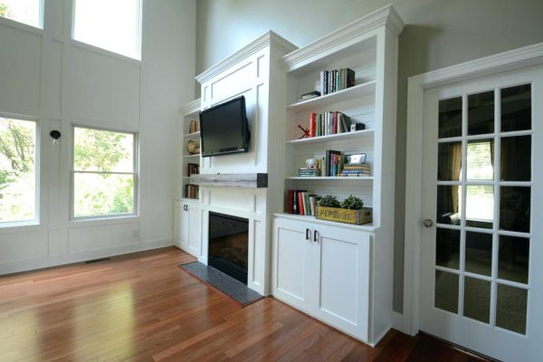 Best Living Room Modern Shelving Units For Glass Shelf On Glass Medium