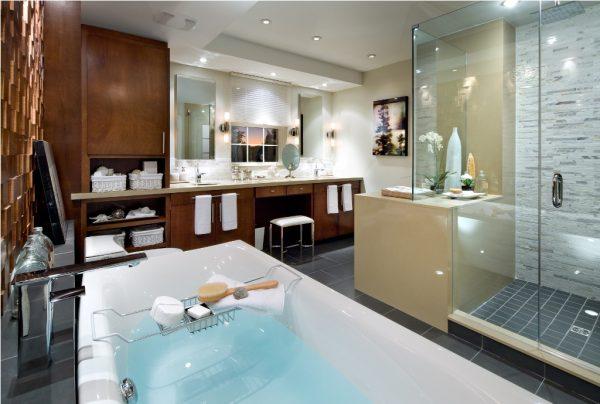 Best Master Bathroom Luxury Retreat Haskells Blog Medium