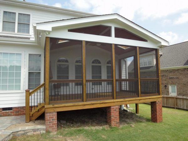 Best Screened In Deck Contractors Design And Ideas Medium