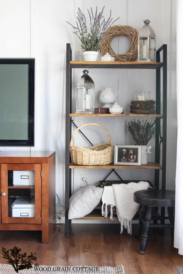Best Summer Living Room Shelving The Wood Grain Cottage Medium