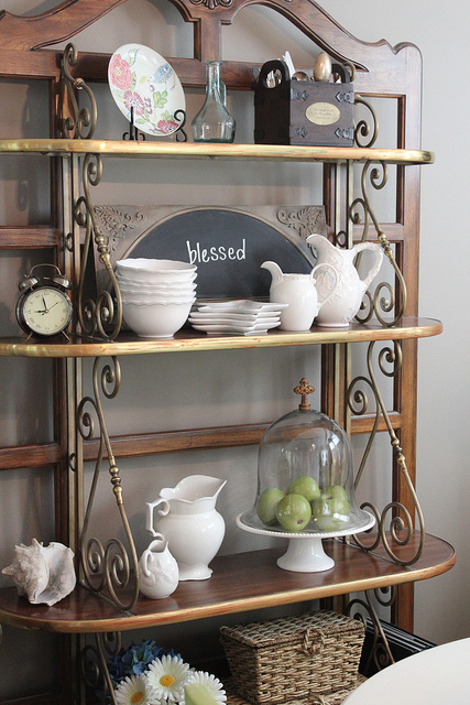 Best Whats On My Bakers Rack March The Inspired Room