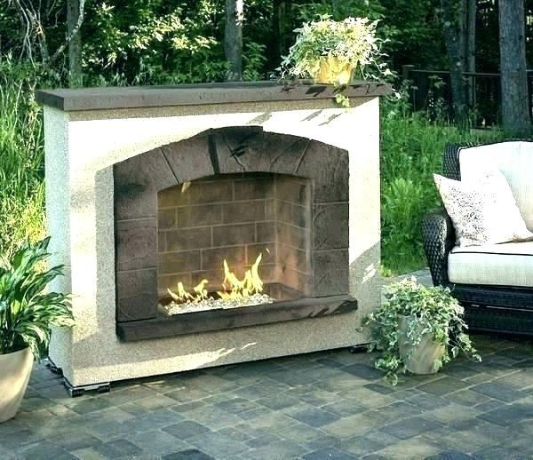 Better Prefabricated Wood Burning Fireplace D4460468 Medium