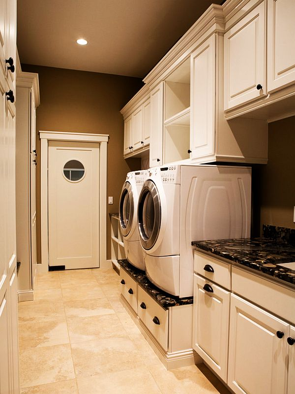 bore 30  coolest laundry room design ideas for todays modern homes