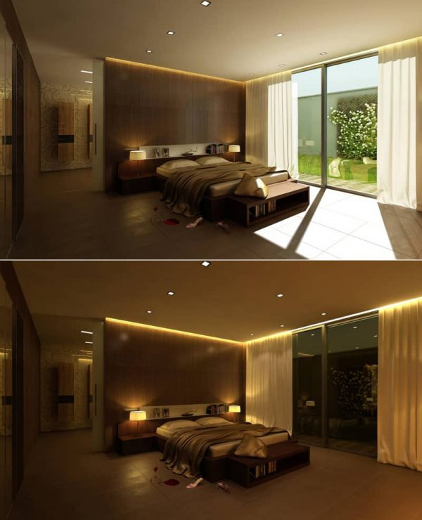 Bore 30 Examples Of False Ceiling Design For Bedrooms Medium