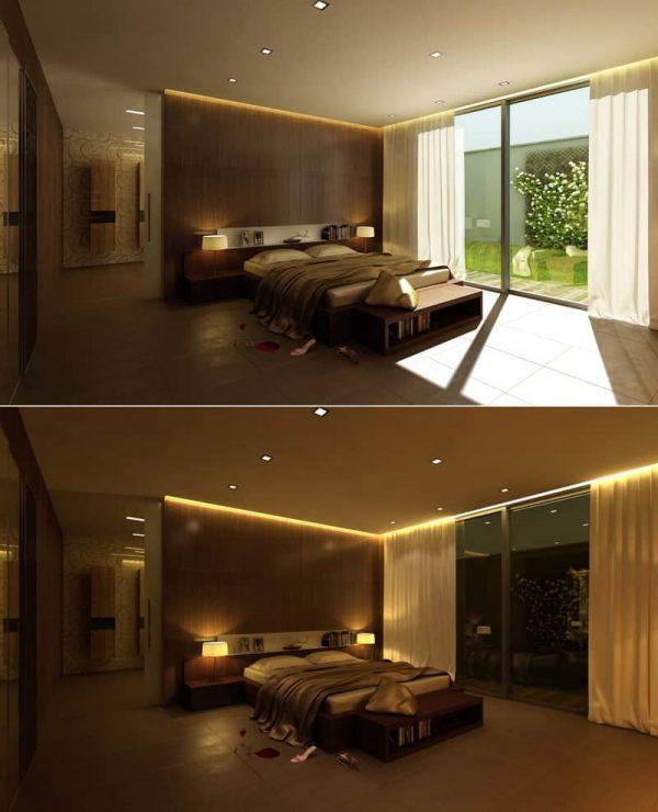 Bore 30 Examples Of False Ceiling Design For Bedrooms Medium