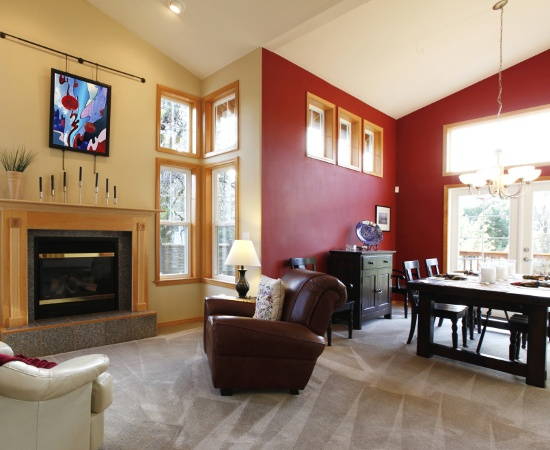 Bore 7 Paint Colors That Go Well With Red Medium