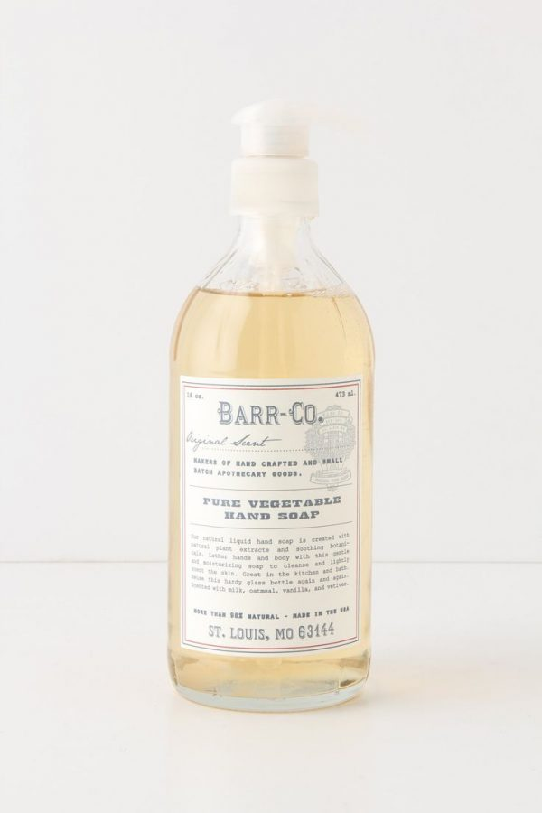 Bore Barrco Pure Vegetable Hand Soapcas Soaps And Home Medium