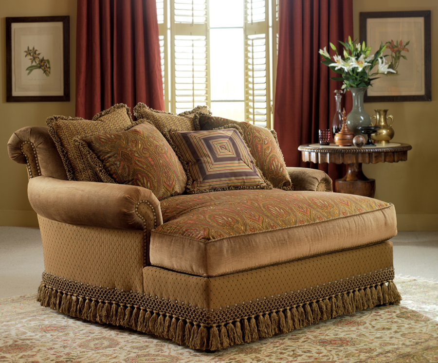 bore bedroom furniture design placing a chaise lounge in the
