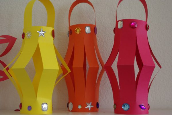 Bore Chinese Lanterns   Dragons Tutorial Happiness Is Homemade Medium