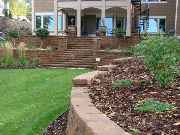Bore Curbside Landscape Ideas  Bistrodre Porch And Landscape Ideas Medium