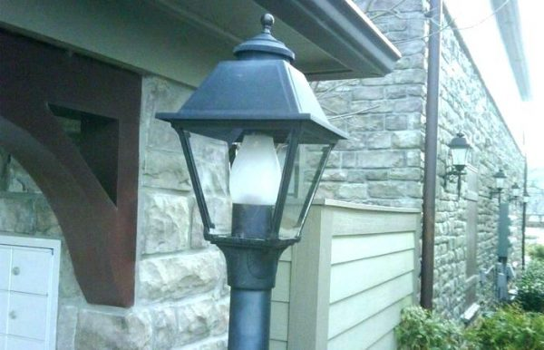 Bore Exterior Gas Light Fixtures Natural Gas Lights Parts Medium