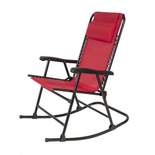 bore folding rocking chair foldable rocker outdoor patio medium