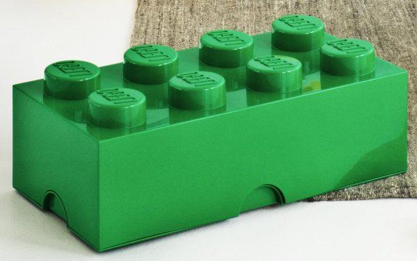 Bore Furniture Amazing Red Lego Storage Cube As Toy Storage Medium