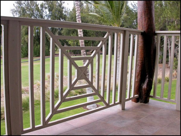 Bore Lanai Railing Balister Designs8 Stunning Porch Railing Medium