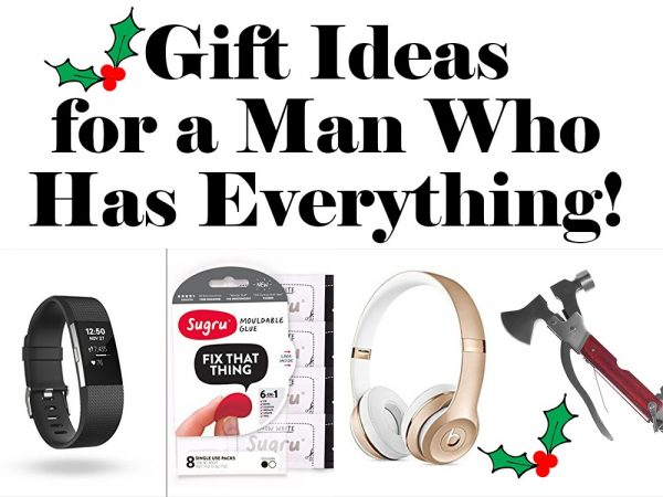 Bore Last Minute Gifts For The Man Who Has Everything Tips Medium