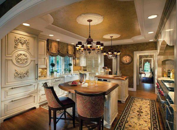 Bore Millennium Luxury Kitchen Design Ideas With Modern Medium