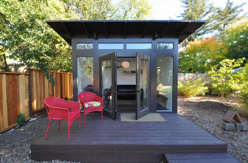 bore prefab backyard office shedsstudio shed