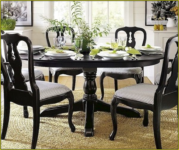 Bore Round Eat In Kitchen Table Kitchen  58397home Design Medium