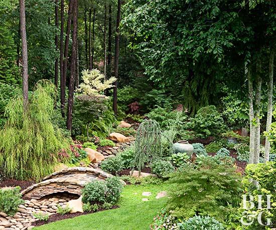 Bore Shade Garden Ideas Medium