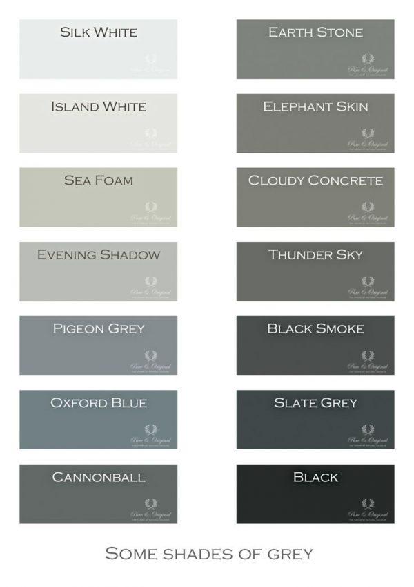 Bore Shades Of Grey Colour Names  Ohio Trm Furniture Medium