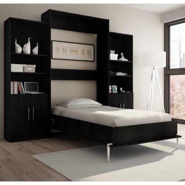 bore stellar home twin murphy bed reviews wayfair furniture medium