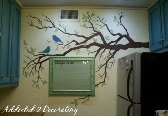 Bore Tips For Painting A Tree Mural Medium