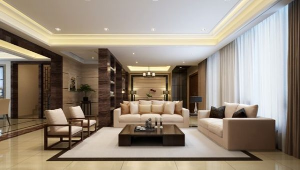 Bore Traditional Living Room Interior Design Medium