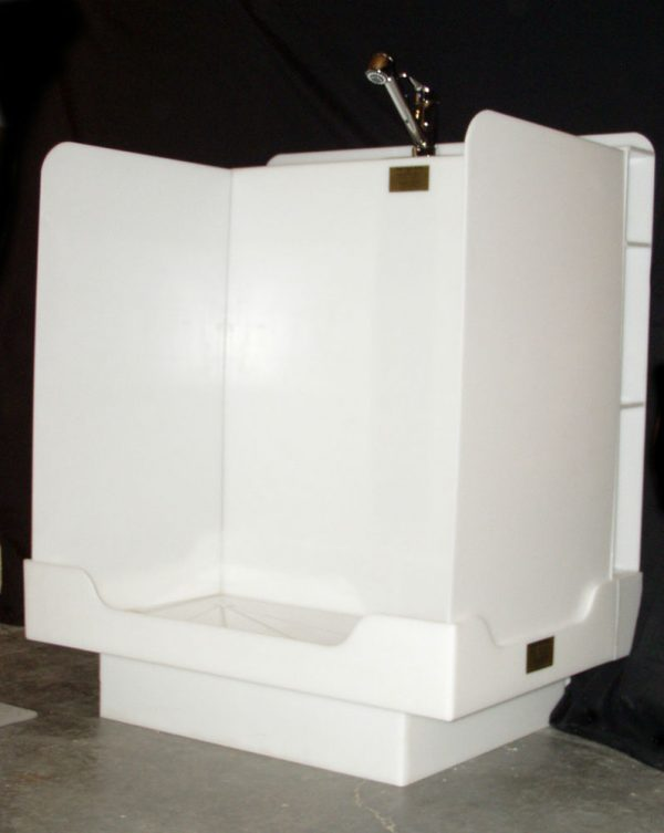 Bore Walkon Dog Wash Sink Large Dog Washing On Sale  142500 Medium