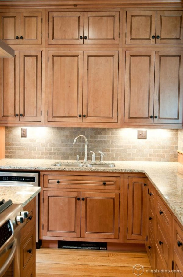 Browse 12 Best Of Kitchens With Light Maple Cabinets Medium