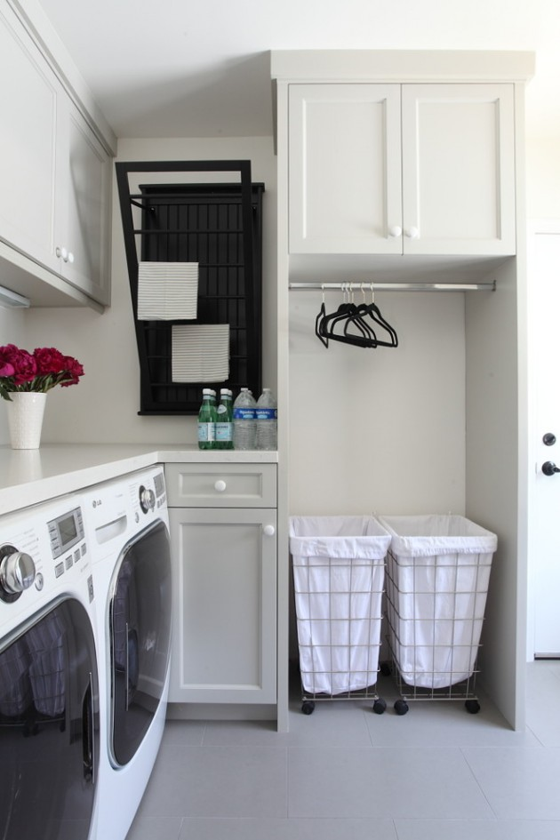 browse 15 elegant laundry room designs to get ideas from