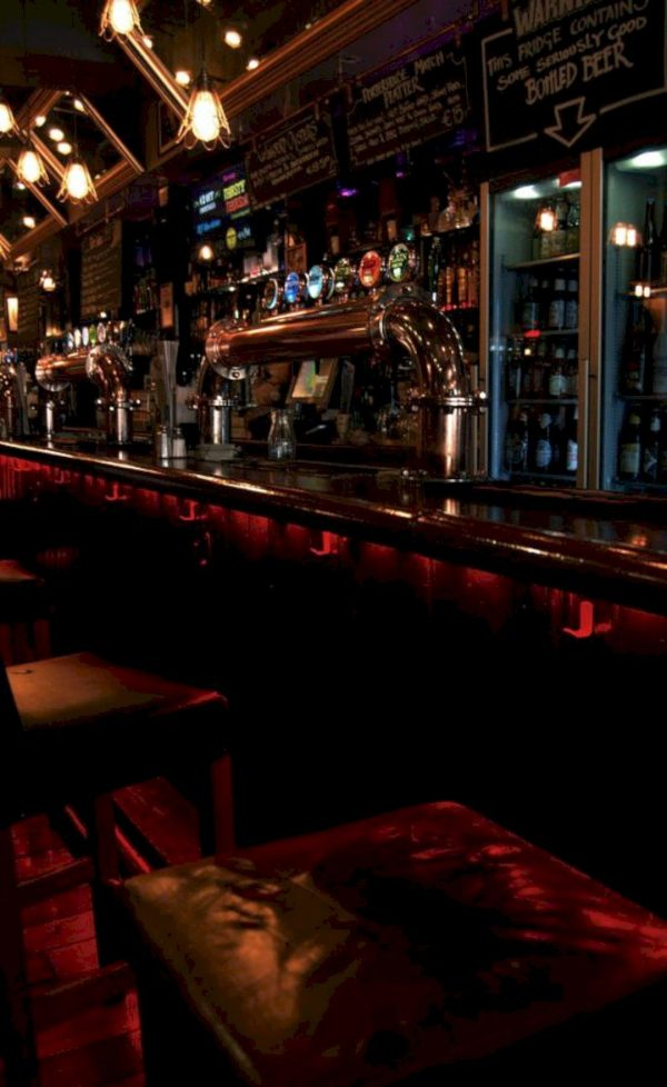 Browse 16 Irish Pub Interior Design Ideas  Futurist Architecture Medium