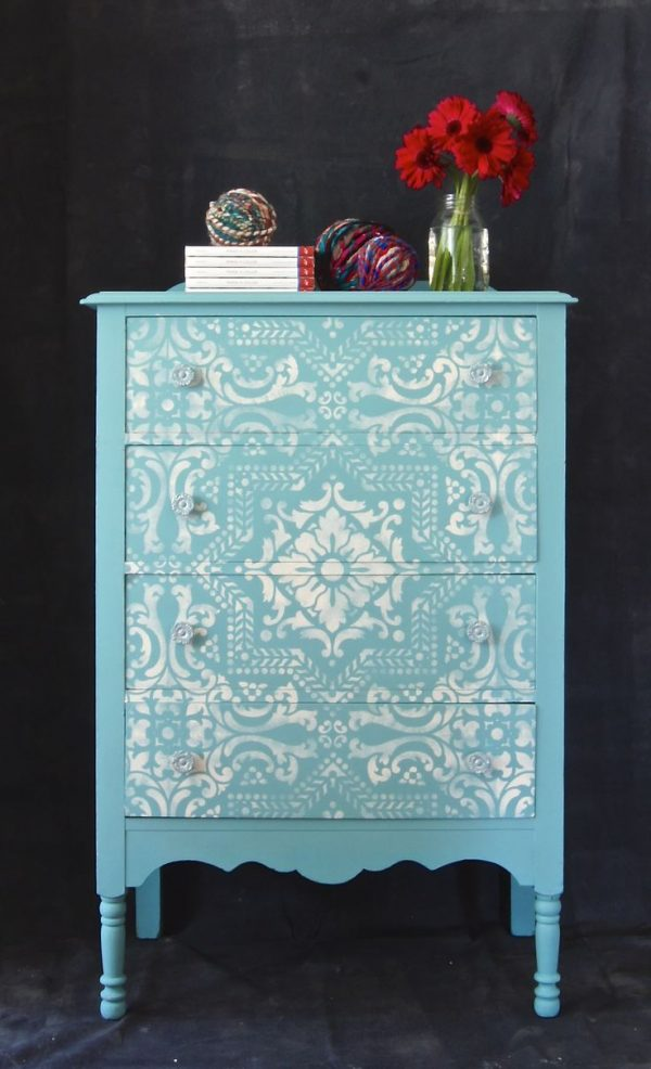 Browse 17 Best Images About Furniture Painting Stencils On Medium