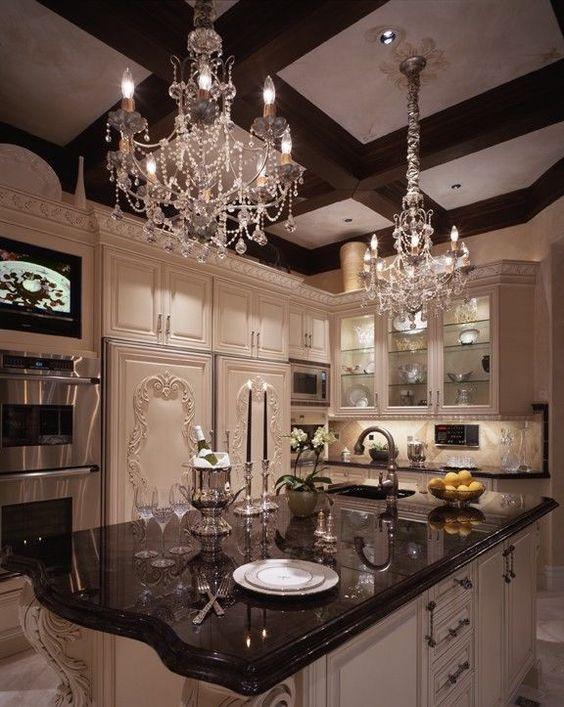Browse Best 25  Luxury Kitchens Ideas On Luxury Medium