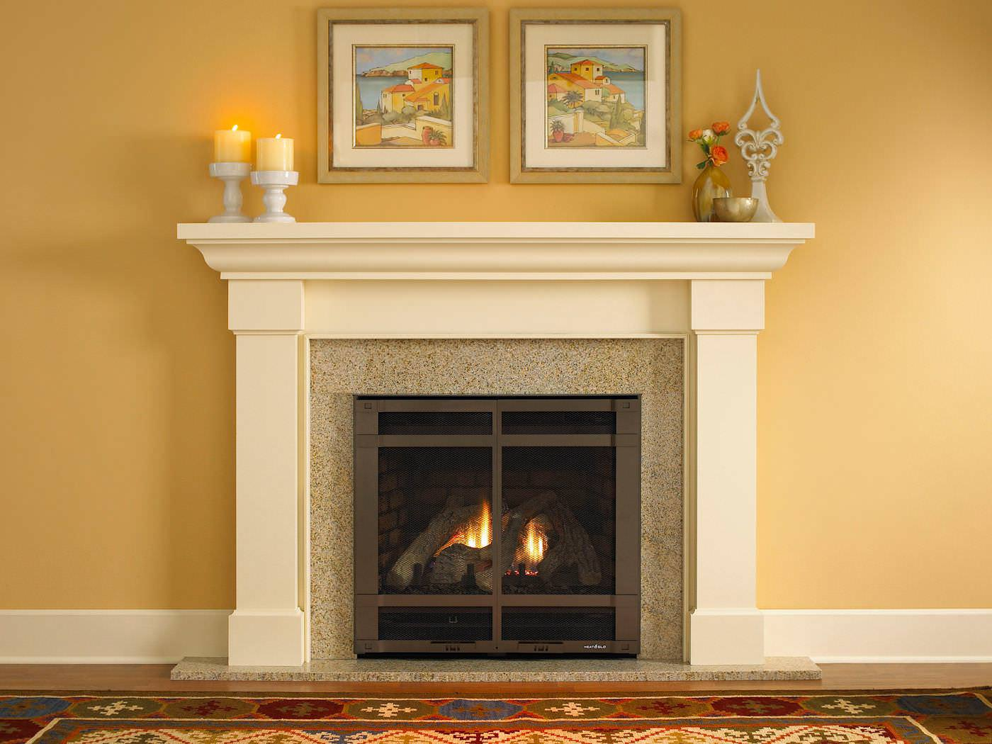 browse best vented gas fireplace insert designs ideas  emerson