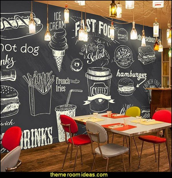 Browse Blackboard Wallpaper Murals Food Wallpaper Murals Bistro Medium
