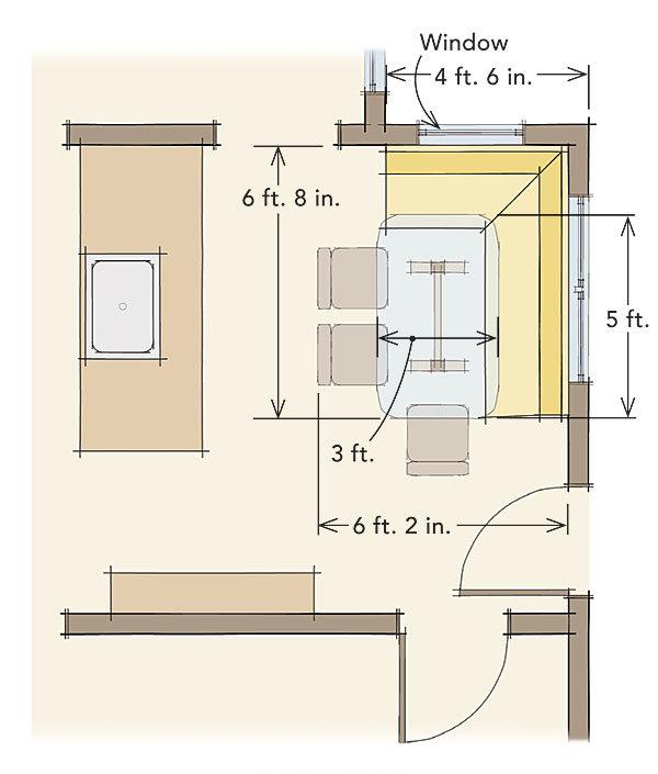 browse comfortable dining nooks fine homebuilding