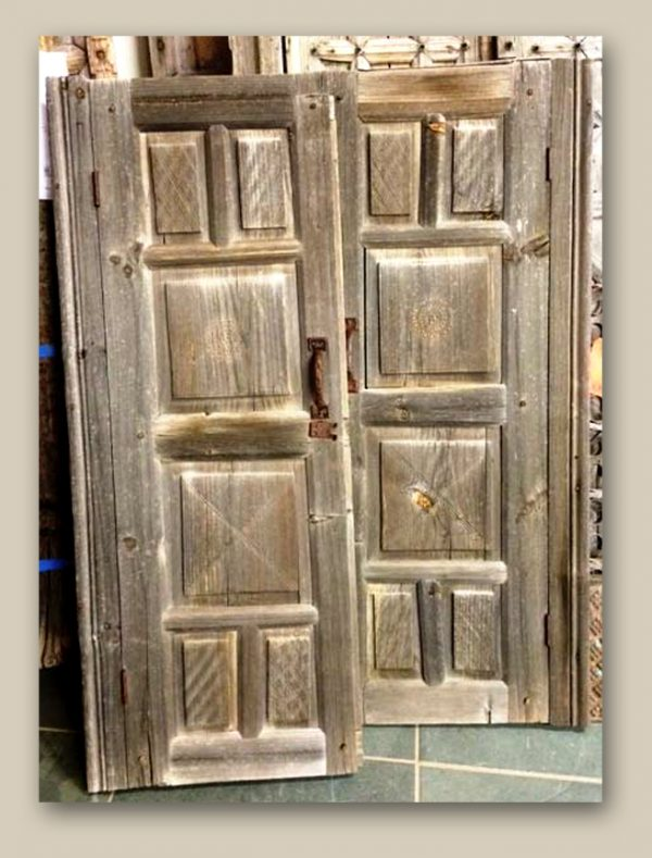 Browse Custom Gates Born Of Salvaged Building Materials La Medium