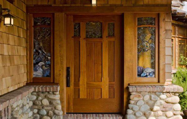 Browse Exteriorcraftsman Front Door The Harmoniousness Of Medium