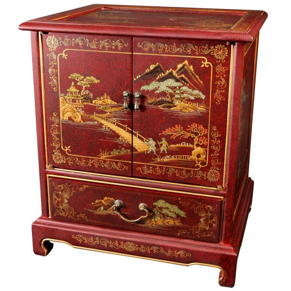 Browse Handpainted Japanese End Tableebay Medium