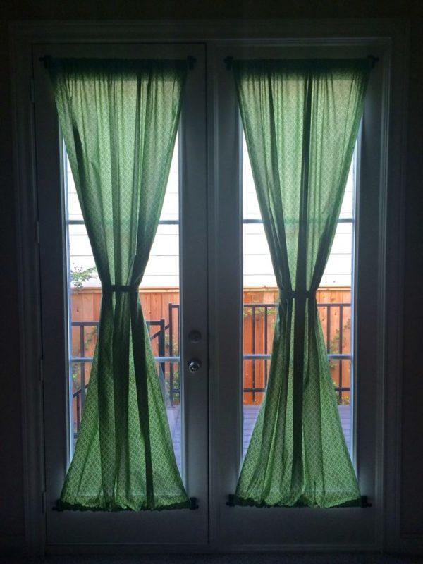 Browse How To Put Curtain Rod On Metal Doorcurtain Menzilperdenet Medium