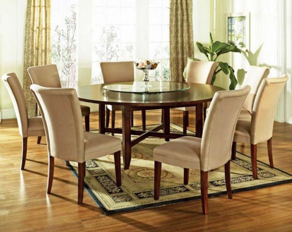 Browse Inspiring Large Dining Room Table Design Ideas To Medium