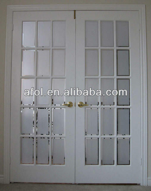 Browse Interior Frosted Glass French Doors For Sale Buy Frosted Medium