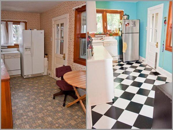 Browse Kitchenblack And White Kitchen Floor Tiles Best Tile Medium