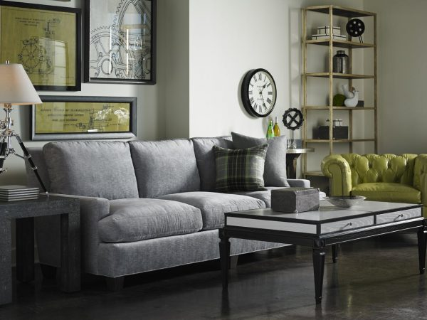 Browse Lillian August Furniture La9102s Living Room Smithfield Sofa Medium